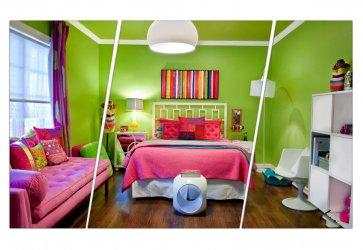 Как подобрать цветовую гамму мебели в квартире?