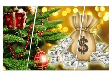 Поздравление с Новым Годом и Рождеством Христовым!